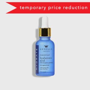 temp price reduction Hyaluronic-Acid