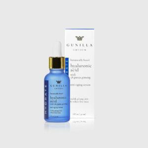 GUNILLA® Hyaluronic Acid Serum + 5% Ginseng Anti-Aging Facial Serum