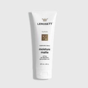LEROSETT® Moisture Matte™ Clear Skin Moisturizer 8 oz